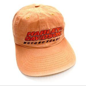 🌸🌵🌼Harley-Davidson | Palm Springs Orange Hat
